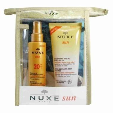Nuxe  Sun SPF20 Milky Spray 150ml Set Renksiz